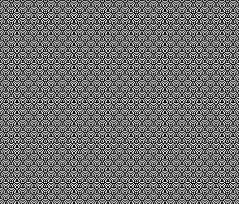 Fishscale_Fabric_Pattern fabric by dobbyknits on Spoonflower - custom fabric