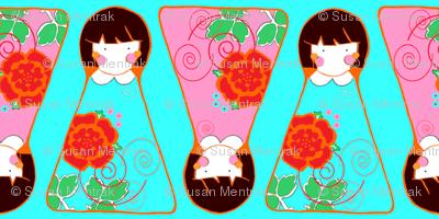 Kokeshi Girls