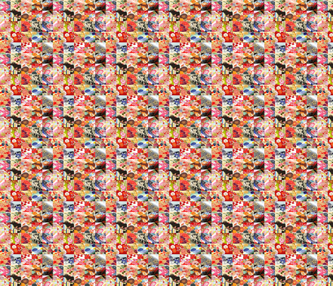 Origami_Paper_Collage__ph fabric by maureclaire on Spoonflower - custom fabric