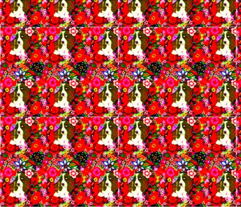 Clowie_abric2 fabric by cascobay on Spoonflower - custom fabric