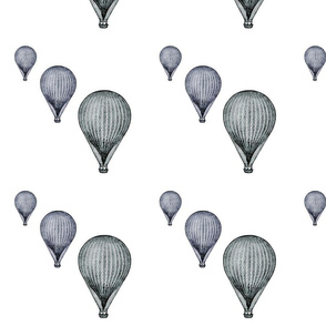 balloon_blue_8_by_8_quilt_block