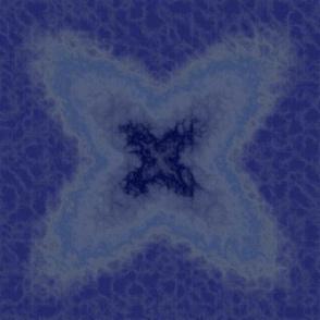 Vortex in Blue