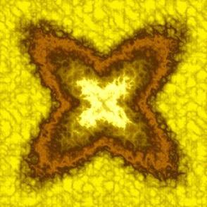 Vortex in Gold