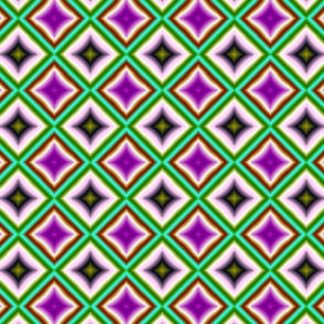 Multicolor Diamonds