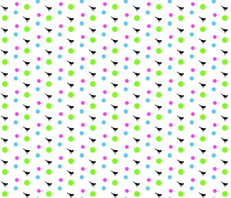 Hop Tchip (print half-step) fabric by filambulle on Spoonflower - custom fabric