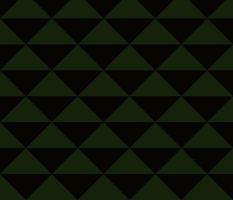 snake_kabuki_green fabric by mana-sama on Spoonflower - custom fabric