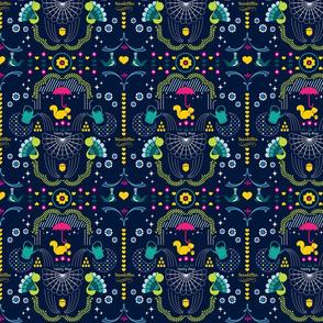 wonderfalls pattern
