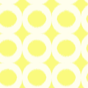 sun cream circle ikat