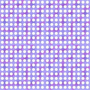 Grape Purple Bubblegum Dots