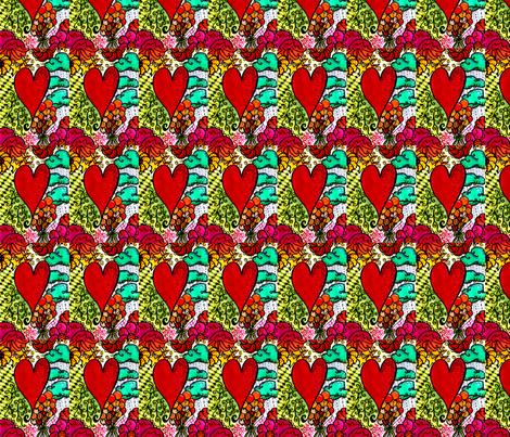 Spoonflower_004_graffiti fabric by niccidotca on Spoonflower - custom fabric