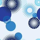 Circles - Blue