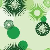 Circles - Green