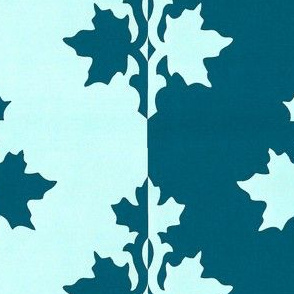 DARK-BLUE-TEAL_counterchange_stripe_papercut_aqua