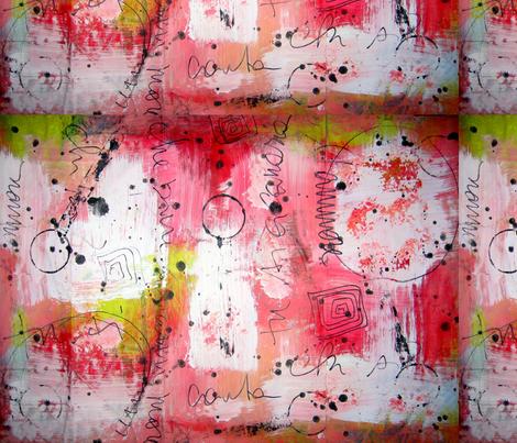 a_canaria fabric by stonetta on Spoonflower - custom fabric