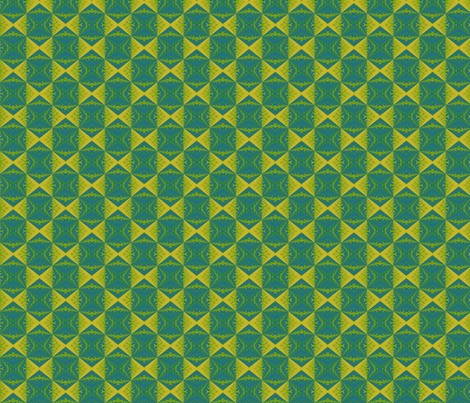 Vintage_Sixties_Cool_Coordinate fabric by ruth_j_jamieson on Spoonflower - custom fabric