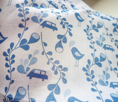 Birdies and cars