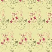 Rcats_lines_yellow_ed_ed_shop_thumb