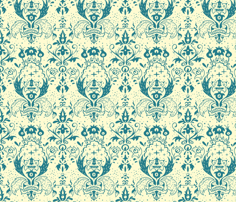alandefibaugh_classic fabric by definitelymaybe on Spoonflower - custom fabric