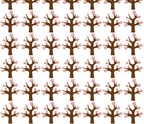 magic_tree fabric by valeasc on Spoonflower - custom fabric