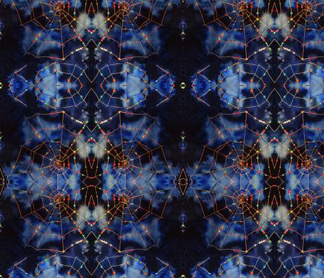 Arachne's Web fabric by helenklebesadel on Spoonflower - custom fabric