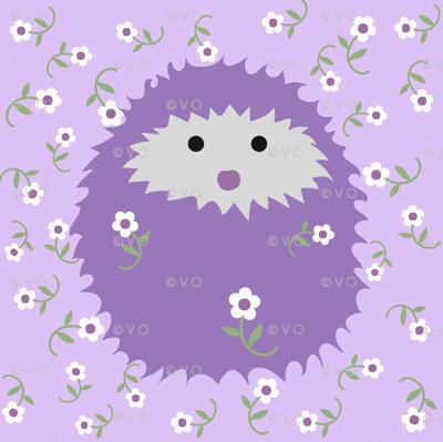 Lavender Hedgies