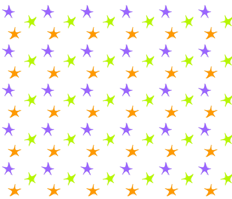 starfish fabric by sweetwaterbaby on Spoonflower - custom fabric
