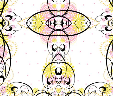 Leeloo Says So fabric by charrmer on Spoonflower - custom fabric