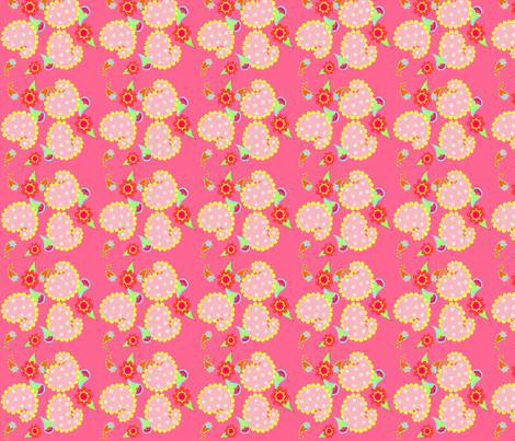 Girly_Qs fabric by periwinklepaisley on Spoonflower - custom fabric