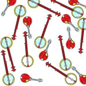More Mandolins and Banjos