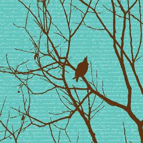 Bird_Aqua_Handwriting