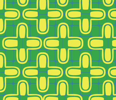 plussummer fabric by dolphinandcondor on Spoonflower - custom fabric