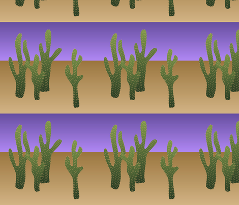 cactus_jpg fabric by vo_aka_virginiao on Spoonflower - custom fabric
