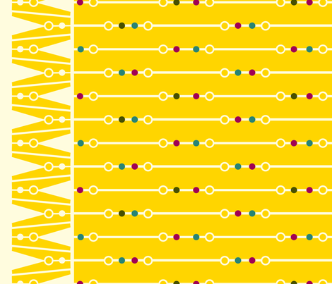 Clothes Pin Cafe  fabric by simplymustcreate on Spoonflower - custom fabric