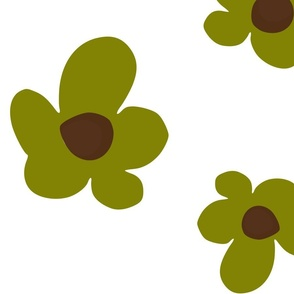 Bloom in Olive