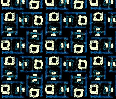 Fabric_05_Blue-ed fabric by marty_olson on Spoonflower - custom fabric