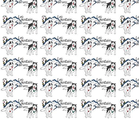 logo 2 fabric by bonz_fabric_ on Spoonflower - custom fabric