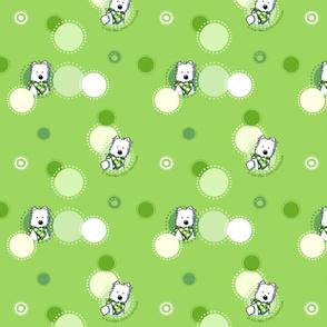 Growing Green Westies