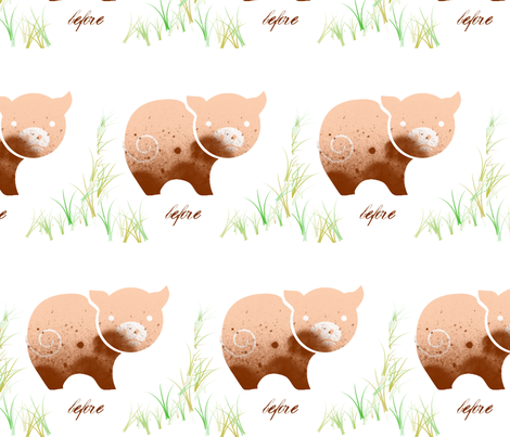 before fabric by miss_puga on Spoonflower - custom fabric