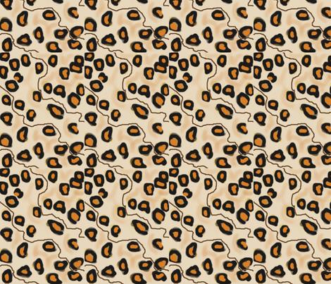 wild_print fabric by silverspoon on Spoonflower - custom fabric