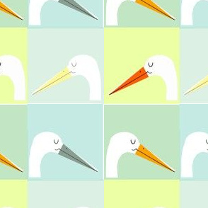 stork - beachy