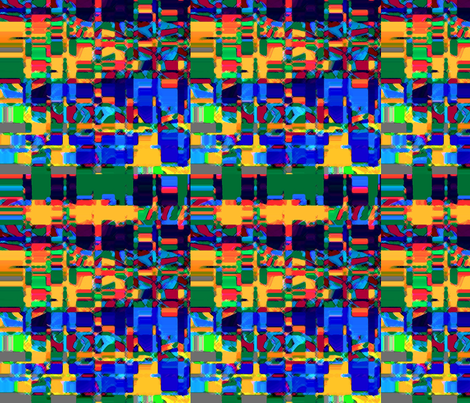 multi_color_fabric_design_1 fabric by robbrez on Spoonflower - custom fabric