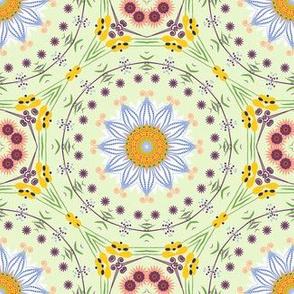 floral shapes II 160433 adj