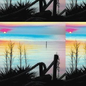 smithsbeach sunset