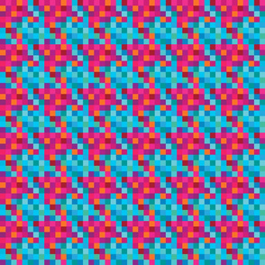 Pixelated Houndstooth