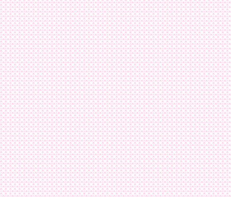 Gingham_Invaded-BabyPink fabric by voodoorabbit on Spoonflower - custom fabric