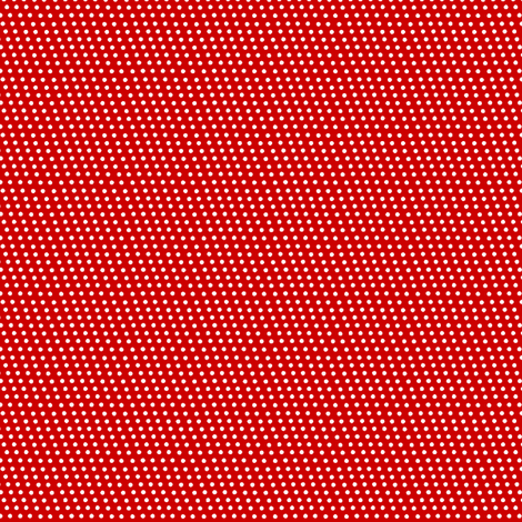 Red Dots fabric by oliverands on Spoonflower - custom fabric