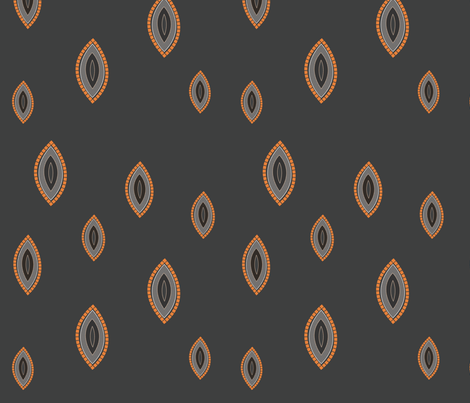seeds-2 fabric by red_liquorice on Spoonflower - custom fabric