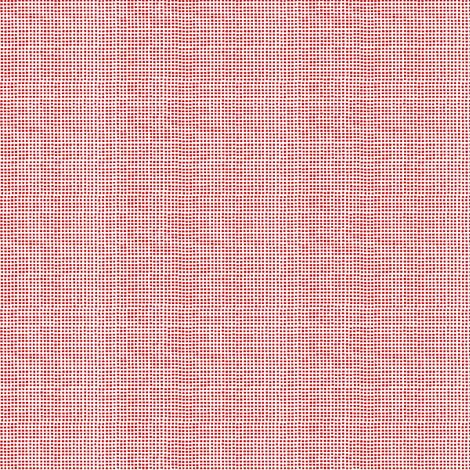 Red Grid fabric by oliverands on Spoonflower - custom fabric
