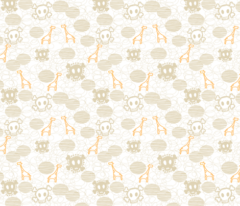 Gavin fabric by thumbsuckers on Spoonflower - custom fabric