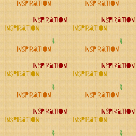 Inspiration-004 fabric by kkitwana on Spoonflower - custom fabric